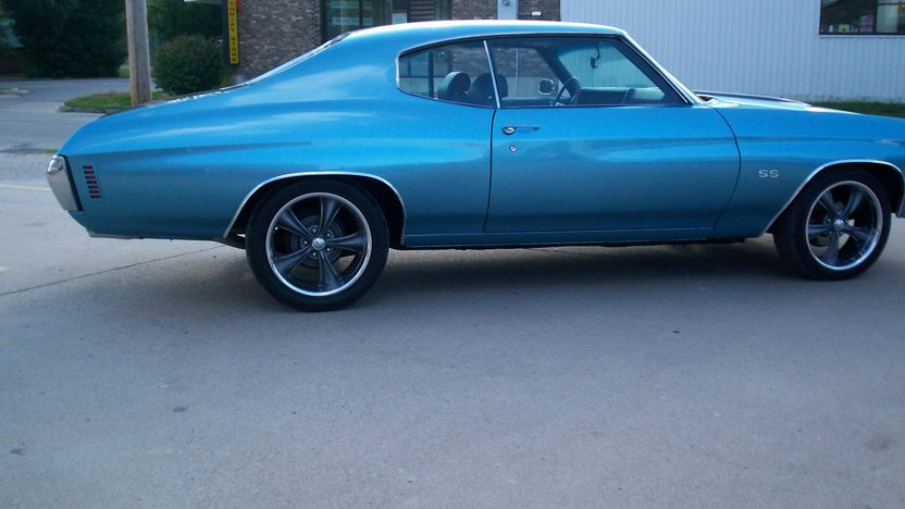 1971 Chevrolet Chevelle 454 CI, Automatic presented as lot F122 at Kansas City, MO 2011 - image5