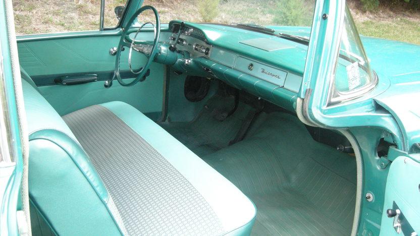 1958 Chevrolet Biscayne 2-Door Sedan presented as lot F127 at Kansas City, MO 2011 - image5