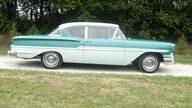 1958 Chevrolet Biscayne 2-Door Sedan presented as lot F127 at Kansas City, MO 2011 - thumbail image2