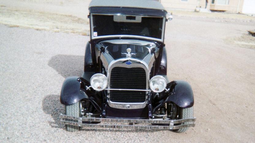 1929 Ford  Street Rod 350 CI presented as lot F129 at Kansas City, MO 2011 - image2