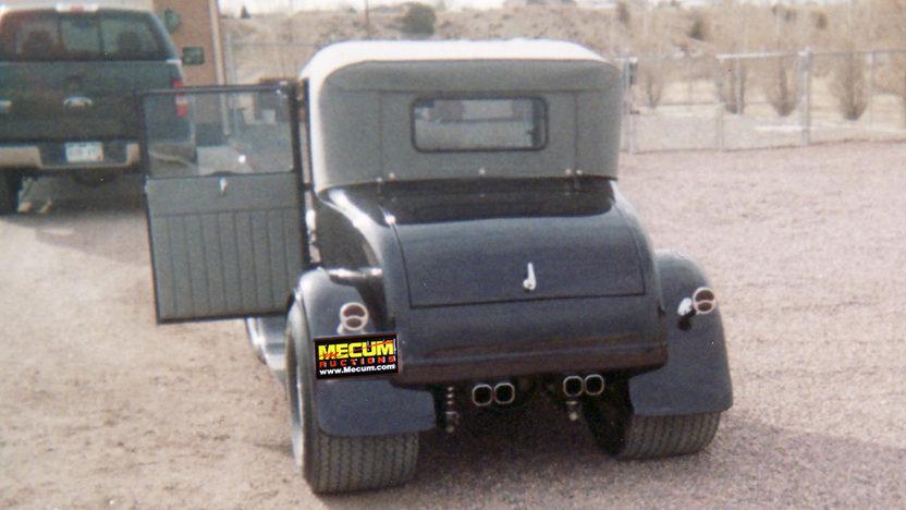 1929 Ford  Street Rod 350 CI presented as lot F129 at Kansas City, MO 2011 - image4