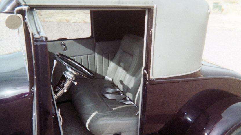 1929 Ford  Street Rod 350 CI presented as lot F129 at Kansas City, MO 2011 - image5