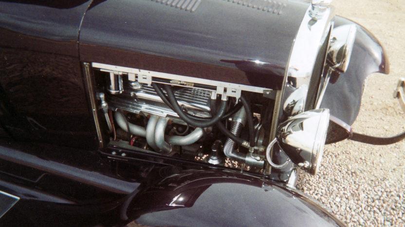 1929 Ford  Street Rod 350 CI presented as lot F129 at Kansas City, MO 2011 - image7