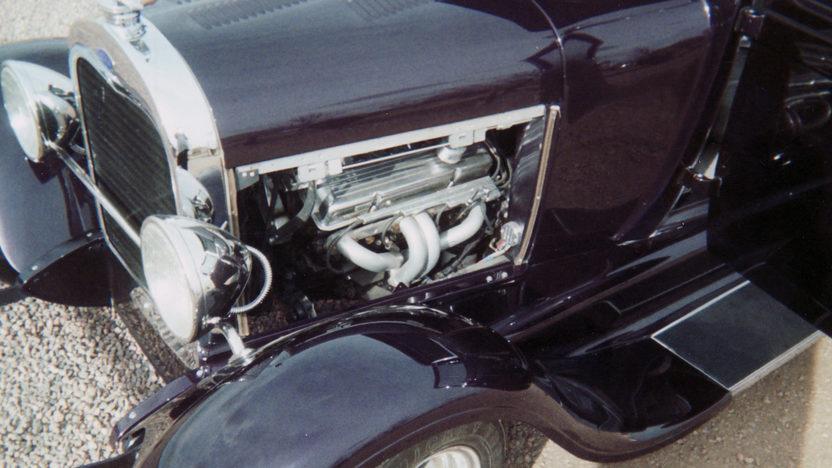 1929 Ford  Street Rod 350 CI presented as lot F129 at Kansas City, MO 2011 - image8