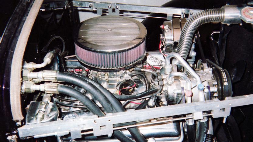 1929 Ford  Street Rod 350 CI presented as lot F129 at Kansas City, MO 2011 - image9