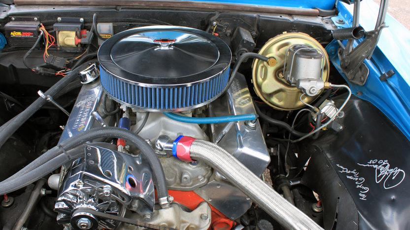 1968 Chevrolet Camaro Coupe 383/394 HP, 5-Speed presented as lot F130 at Kansas City, MO 2011 - image8