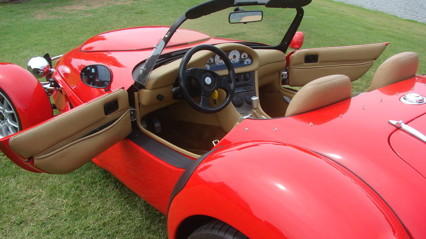 1997 Panoz AIV Roadster 4.6L, 5-Speed presented as lot F133 at Kansas City, MO 2011 - image3
