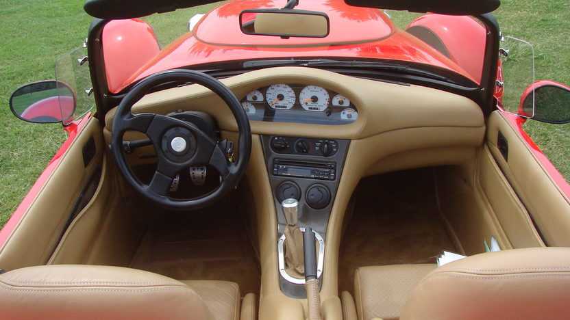 1997 Panoz AIV Roadster 4.6L, 5-Speed presented as lot F133 at Kansas City, MO 2011 - image5