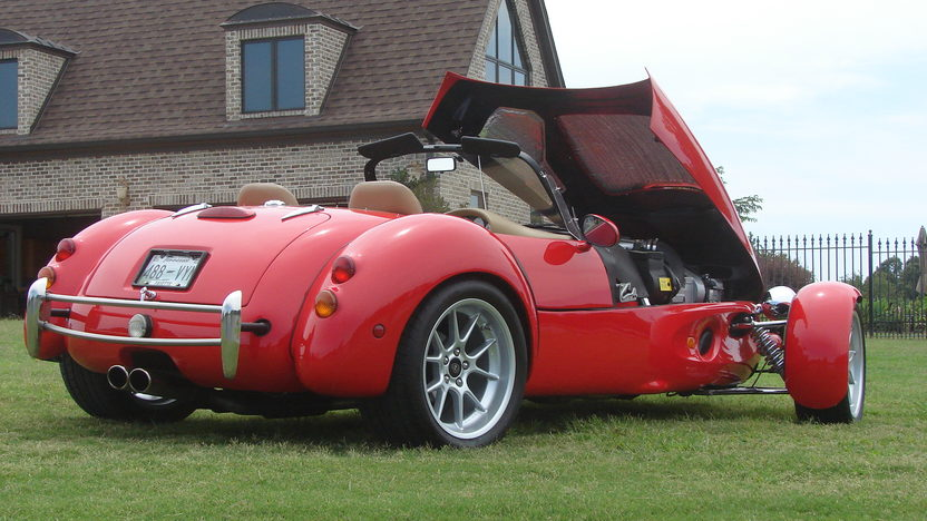 1997 Panoz AIV Roadster 4.6L, 5-Speed presented as lot F133 at Kansas City, MO 2011 - image7