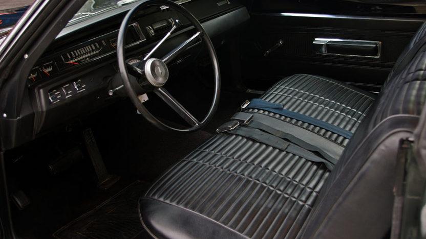 1968 Plymouth Road Runner presented as lot F142 at Kansas City, MO 2011 - image2