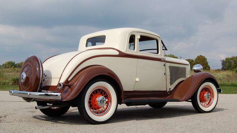 1933 Plymouth PD Coupe 189 CI, 3-Speed presented as lot F150 at Kansas City, MO 2011 - image2