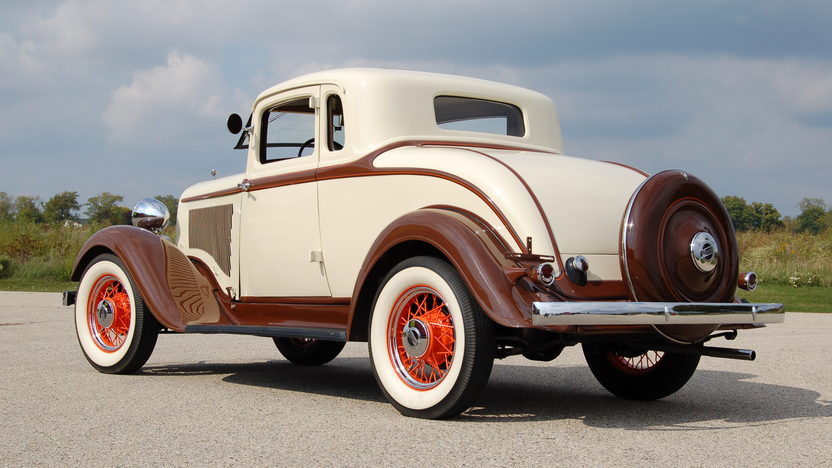 1933 Plymouth PD Coupe 189 CI, 3-Speed presented as lot F150 at Kansas City, MO 2011 - image7