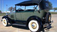 1928 Ford Model A Phaeton 200 CI, 3-Speed presented as lot F151 at Kansas City, MO 2011 - thumbail image4
