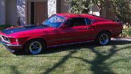 1969 Ford Mustang Mach 1 Fastback 428 CJ, 4-Speed presented as lot F158 at Kansas City, MO 2011 - thumbail image2
