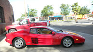 1990 Ferrari Testarossa 4.9L, 5-Speed presented as lot F165 at Kansas City, MO 2011 - thumbail image8