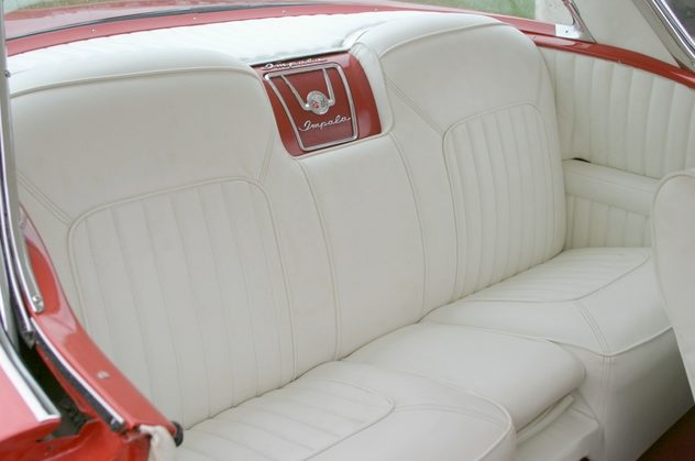 1958 Chevrolet Impala 348 CI, Automatic presented as lot F167 at Kansas City, MO 2011 - image7