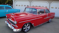 1955 Chevrolet Bel Air 2-Door Sedan 355 CI, Automatic presented as lot F168 at Kansas City, MO 2011 - thumbail image6