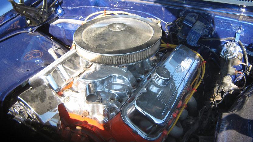 1968 Chevrolet Camaro Resto Mod 454 CI, Automatic presented as lot F173 at Kansas City, MO 2011 - image5