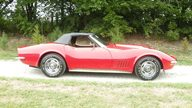 1972 Chevrolet Corvette Convertible 350 CI, Automatic presented as lot F177 at Kansas City, MO 2011 - thumbail image2