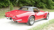 1972 Chevrolet Corvette Convertible 350 CI, Automatic presented as lot F177 at Kansas City, MO 2011 - thumbail image3