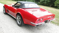 1972 Chevrolet Corvette Convertible 350 CI, Automatic presented as lot F177 at Kansas City, MO 2011 - thumbail image7