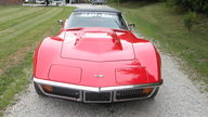 1972 Chevrolet Corvette Convertible 350 CI, Automatic presented as lot F177 at Kansas City, MO 2011 - thumbail image8