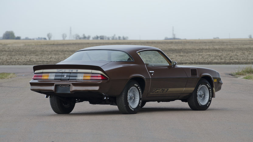 1979 Chevrolet Camaro Z28 Coupe 350 CI, Automatic presented as lot F188 at Kansas City, MO 2011 - image7