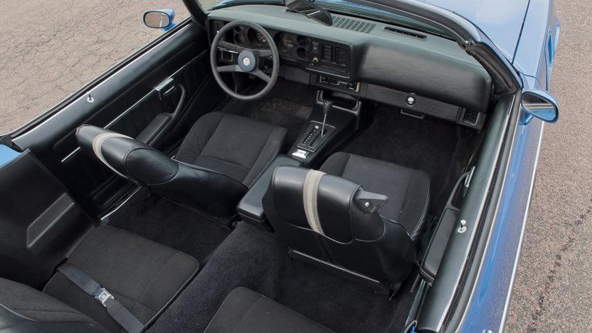1980 Chevrolet Camaro Z28 350 CI, Automatic presented as lot F189 at Kansas City, MO 2011 - image3