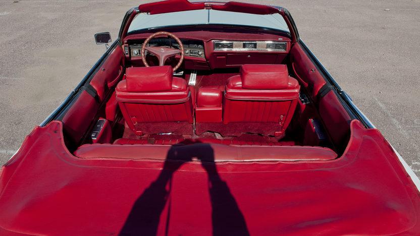1973 Cadillac Eldorado Convertible 500 CI, Automatic presented as lot F192 at Kansas City, MO 2011 - image4