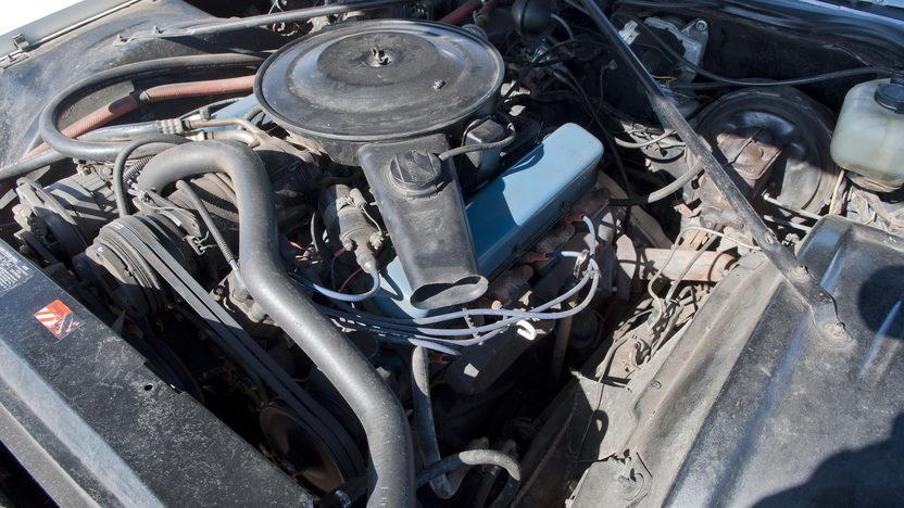 1973 Cadillac Eldorado Convertible 500 CI, Automatic presented as lot F192 at Kansas City, MO 2011 - image6