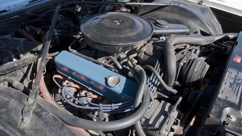 1973 Cadillac Eldorado Convertible 500 CI, Automatic presented as lot F192 at Kansas City, MO 2011 - image7