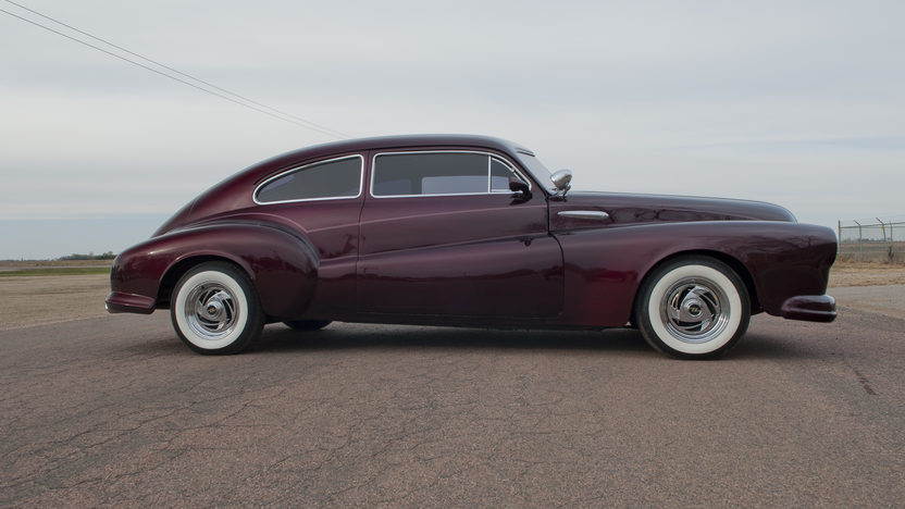 1948 Buick Sedanette 455 CI, Automatic presented as lot F195 at Kansas City, MO 2011 - image2