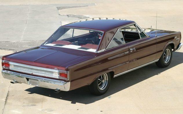 1967 Plymouth GTX 440/375 HP, Automatic presented as lot F197 at Kansas City, MO 2011 - image2