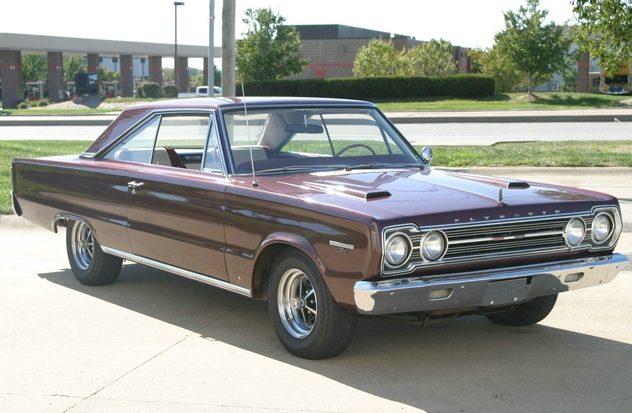 1967 Plymouth GTX 440/375 HP, Automatic presented as lot F197 at Kansas City, MO 2011 - image6