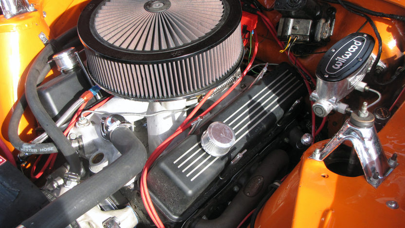 1966 Chevrolet Nova Coupe 355 CI, Automatic presented as lot F206 at Kansas City, MO 2011 - image6
