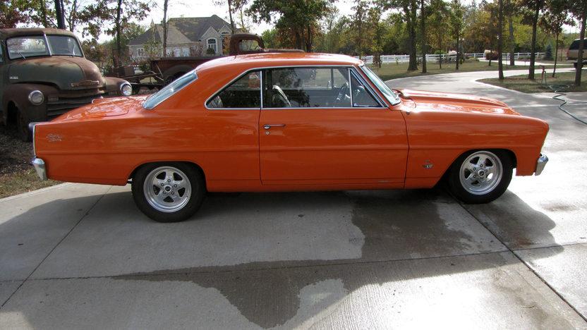 1966 Chevrolet Nova Coupe 355 CI, Automatic presented as lot F206 at Kansas City, MO 2011 - image7