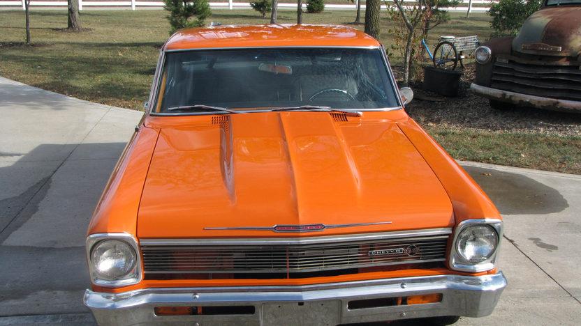1966 Chevrolet Nova Coupe 355 CI, Automatic presented as lot F206 at Kansas City, MO 2011 - image8
