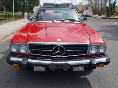 1984 Mercedes-Benz 380sl Convertible Automatic presented as lot F219 at Kansas City, MO 2011 - image2