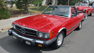 1984 Mercedes-Benz 380sl Convertible Automatic presented as lot F219 at Kansas City, MO 2011 - thumbail image8