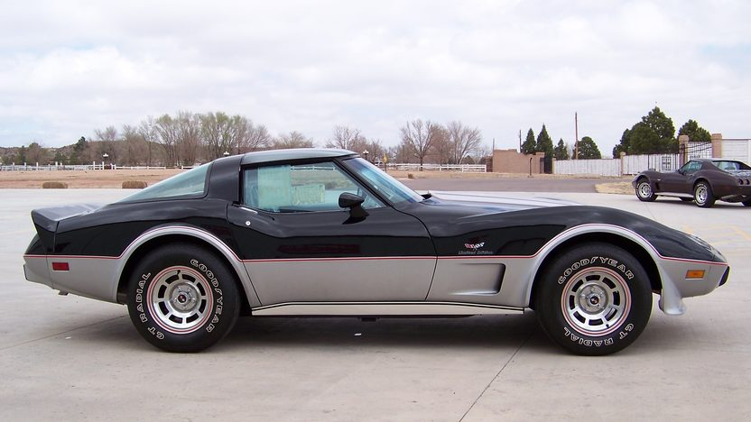 1978 Chevrolet Corvette Pace Car Edition 350/185 HP, Automatic presented as lot F222 at Kansas City, MO 2011 - image2