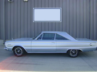 1967 Plymouth Belvedere Automatic presented as lot F227 at Kansas City, MO 2011 - image2