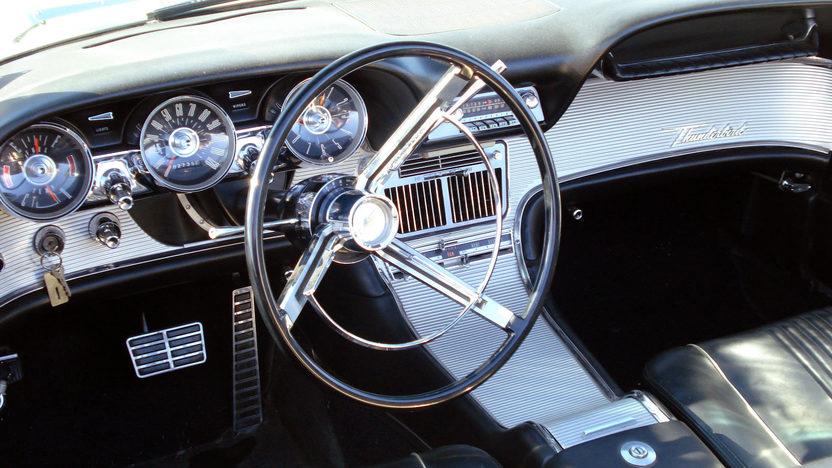 1963 Ford Thunderbird Convertible 390/300 HP, Automatic presented as lot F230 at Kansas City, MO 2011 - image3