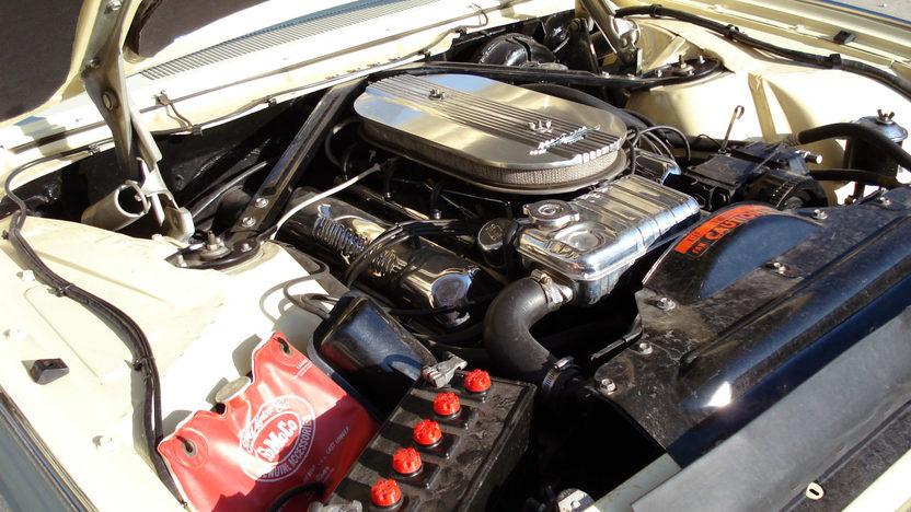 1963 Ford Thunderbird Convertible 390/300 HP, Automatic presented as lot F230 at Kansas City, MO 2011 - image4