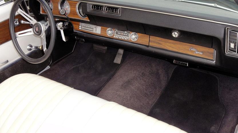 1972 Oldsmobile Cutlass 350 CI, Automatic presented as lot F231 at Kansas City, MO 2011 - image4