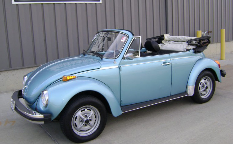 1979 Volkswagen Beetle Convertible 4-Speed presented as lot F223 at Kansas City, MO 2011 - image2