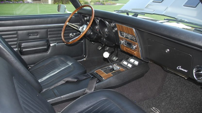 1968 Chevrolet Camaro 396 CI, 4-Speed presented as lot F237 at Kansas City, MO 2011 - image6