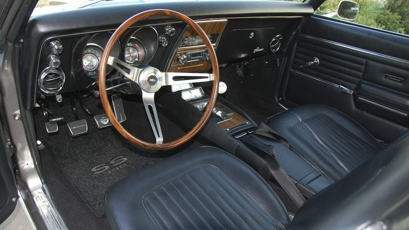 1968 Chevrolet Camaro 396 CI, 4-Speed presented as lot F237 at Kansas City, MO 2011 - image7