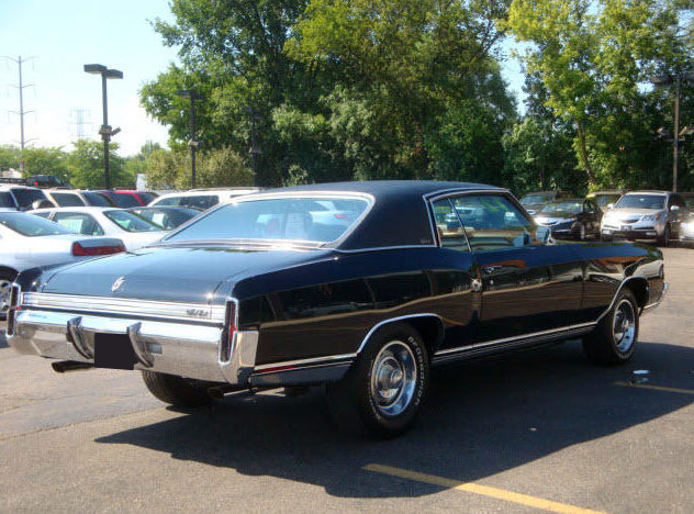 1972 Chevrolet Monte Carlo Coupe 307 CI, Automatic presented as lot F238 at Kansas City, MO 2011 - image2