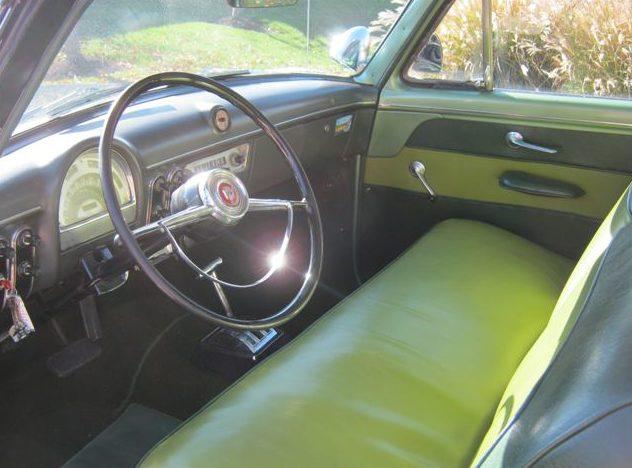 1953 Ford  2-Door presented as lot S2 at Kansas City, MO 2011 - image4