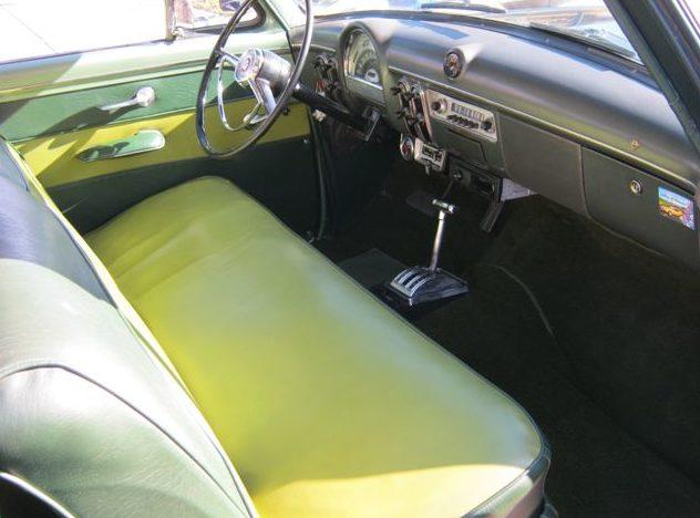 1953 Ford  2-Door presented as lot S2 at Kansas City, MO 2011 - image5
